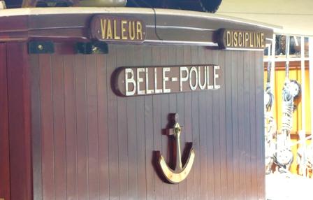 Belle Poule Cabin
