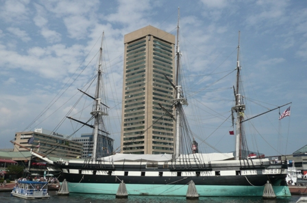 USS Constellation 1