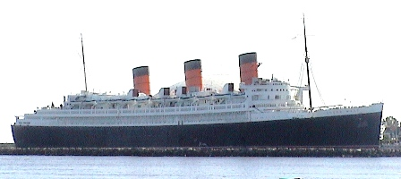 Queen Mary Long Beach 2002