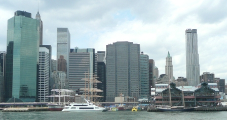 NYC Pier 17