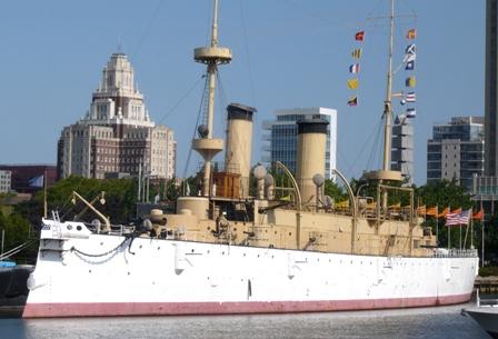 USS Olympia (3)