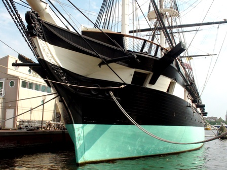 USS Constellation (1)