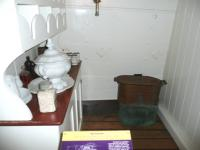 USS Constellation (17) Pantry