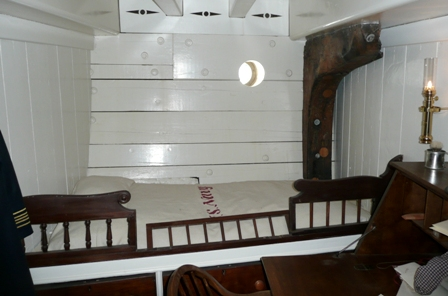 USS Constellation (20) Surgeons room