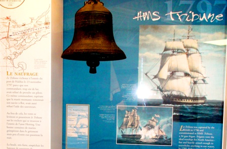 HMS Tribune 1797 Halifax Maitime