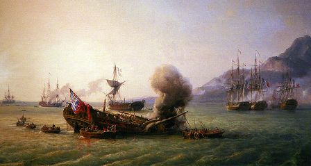 Battle of Grand Port