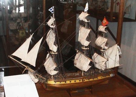 モーリシャスHistoric Marine (4) La Gloire