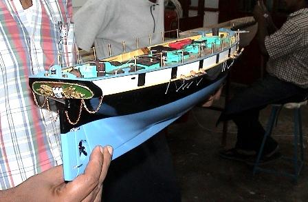 モーリシャスHistoric Marine (3)