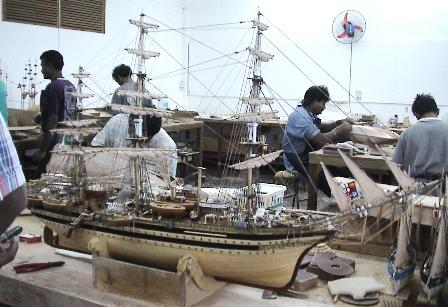 モーリシャスHistoric Marine (2)