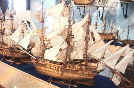 Mauritius Model Ship Shop