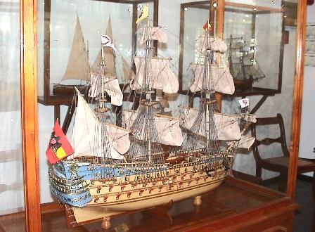 モーリシャスHistoric Marine (1)