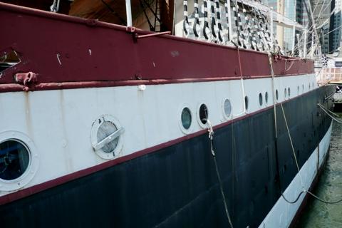 Peking Starboard