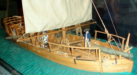 Gunboat (3) Model