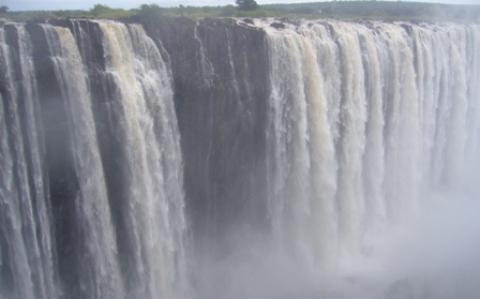 Victoria Falls 2009 Jan