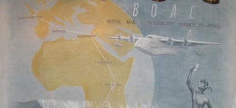 BOAC Royal Mail Service