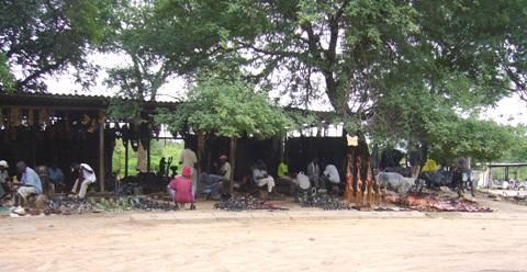 Victoria Falls Town (2) Market