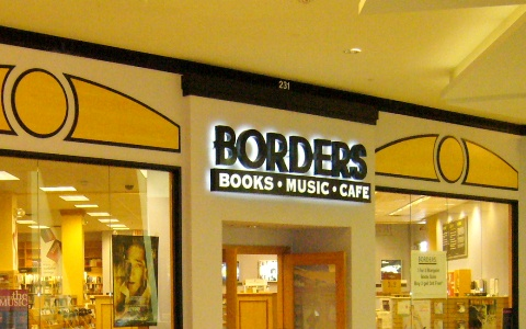 Borders, Costa Mesa, CA