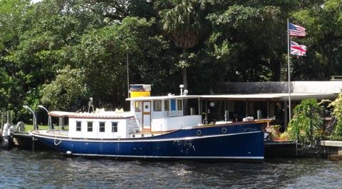 FL (4) British Boat