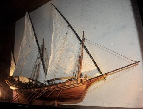 Museum (Model Ship)