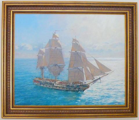 HMS Surprise 2011