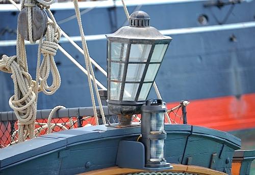 HMS Surprise 艦尾等(2)