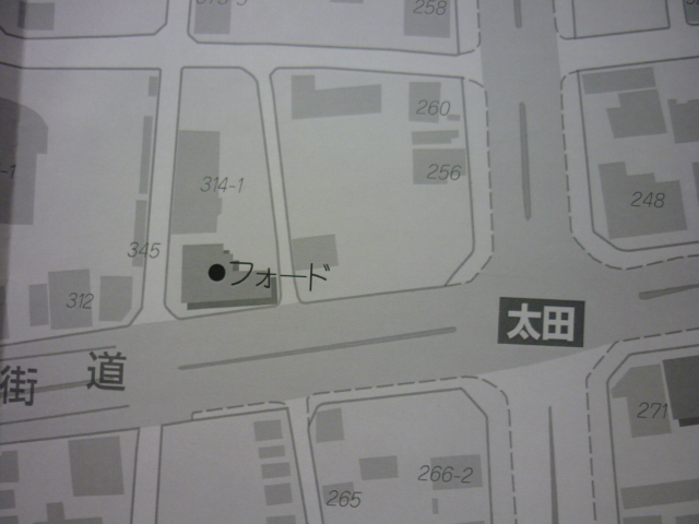以前の地図