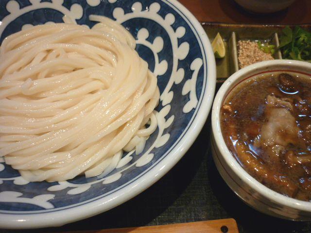 旬のつけ麺