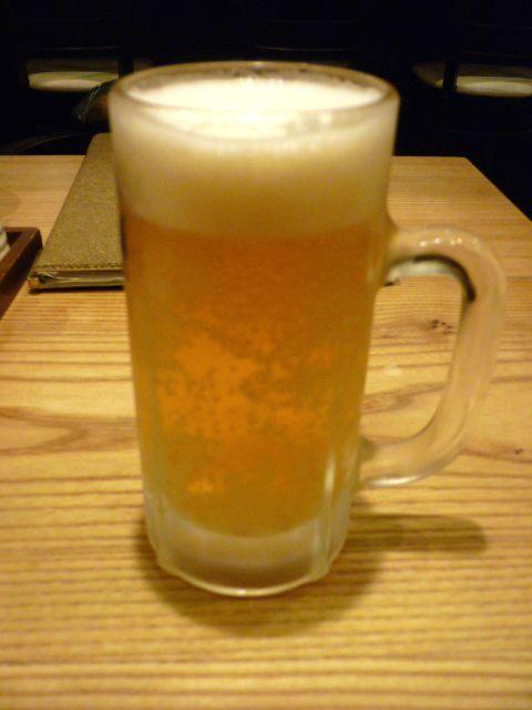 山善 生ビール