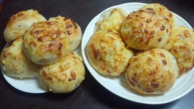 20130220お芋パン