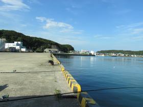 宇久井港1