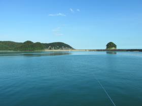 宇久井港2
