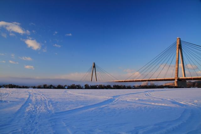 129白鳥大橋