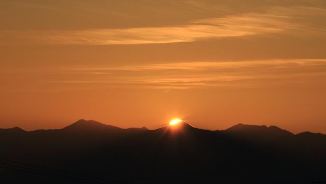 095沈む太陽