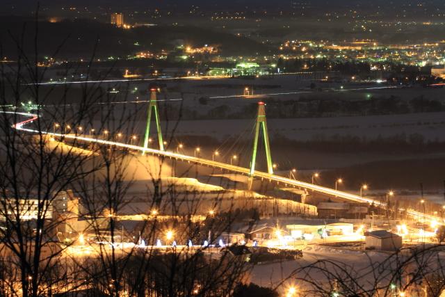 123十勝が丘展望台からの夜景JPG
