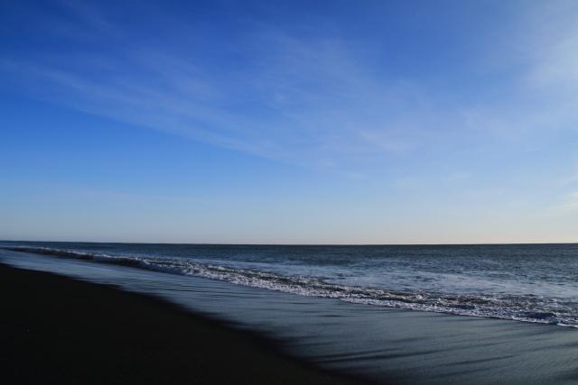 171青い空と太平洋