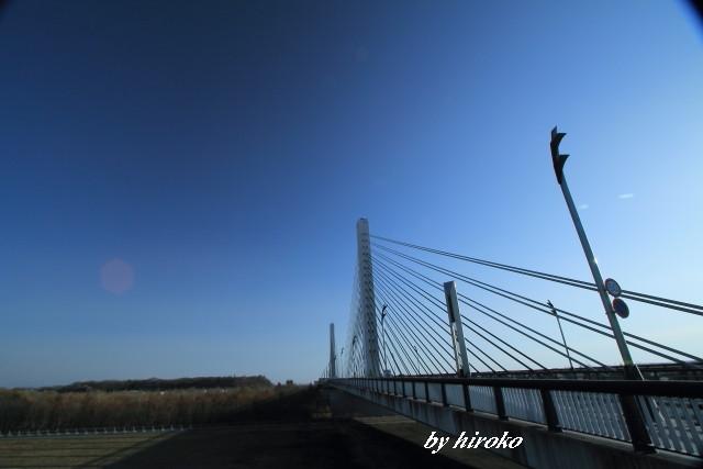 037帯広側から十勝大橋