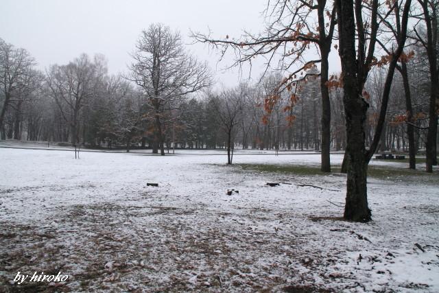 002春の雪景色