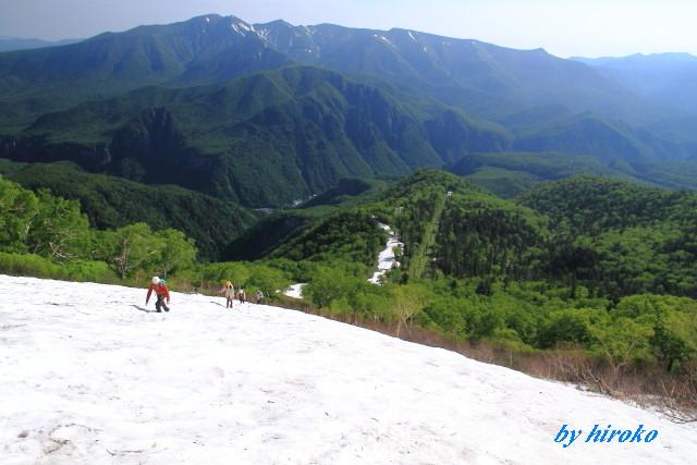 073雪渓