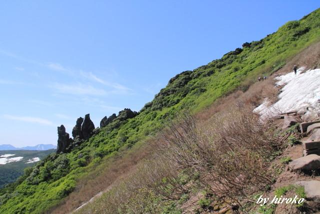101マネキ岩