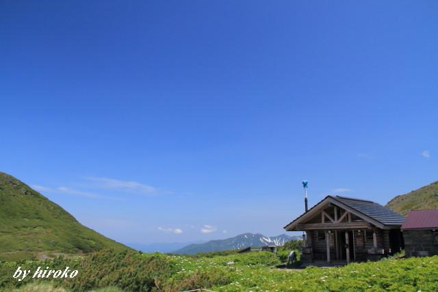 171ニセイカウシュッペ山と有料トイレ