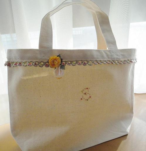 フルーバのバッグ
