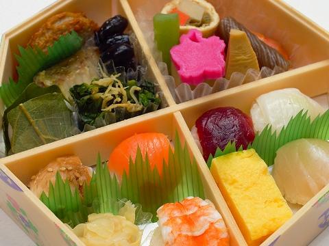 手毬寿司お弁当