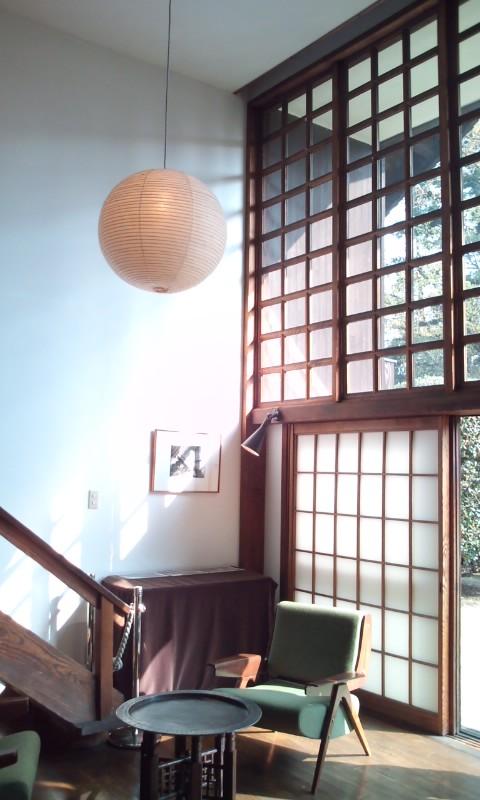 前川國男邸室内