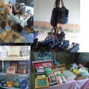 2010年スローライフ「手作りマーケット」参加