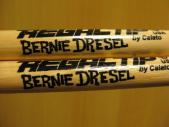 Bernie Dresel サイン