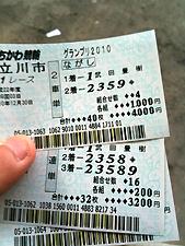 武田中心の車券で勝負!