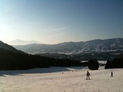 野沢温泉スキー場しょにょ1
