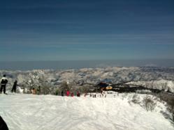 野沢温泉スキー場しょにょ2