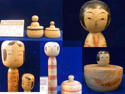 日本こけし館コレクション