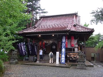 鳴子温泉神社